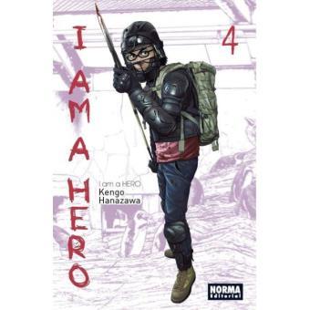 I am a hero 4
