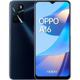 OPPO A16 6,52'' 64GB Negro