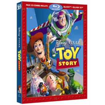 Toy Story - Blu-Ray + 3D