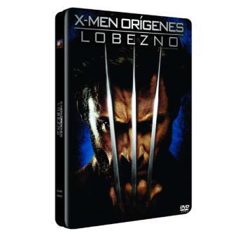 X-Men orígenes: Lobezno (Edición limitada coleccionista - Estuche metálico) + Cómic - DVD