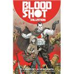 Bloodshot Salvation Vol. 01. El Libro de la Venganza