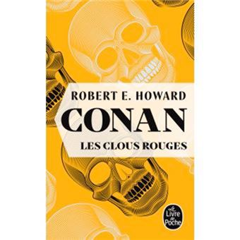 Conan Les Clous Rouges - Tome 3