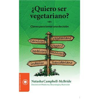¿Quiero ser vegetariano?