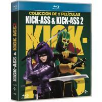 Pack Kick-Ass + Kick-Ass 2 - Blu-ray