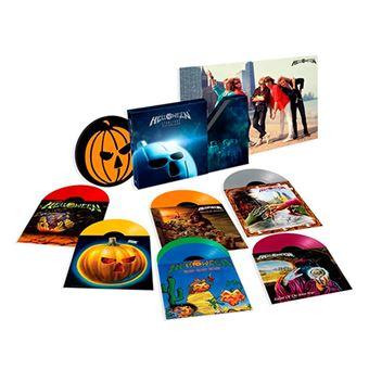 Box Starlight - The Noise Records Collection - 7 vinilos