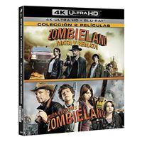 Zombieland 1-2 - UHD + Blu-Ray