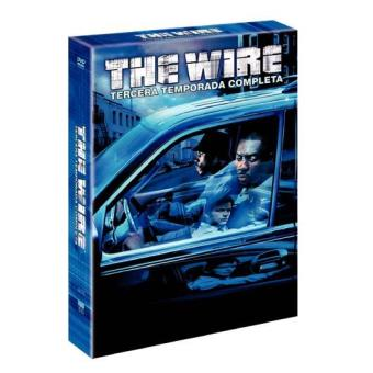 The Wire - Bajo escucha  Temporada 3 - DVD