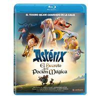 Astérix El secreto de la poción mágica - Blu-Ray
