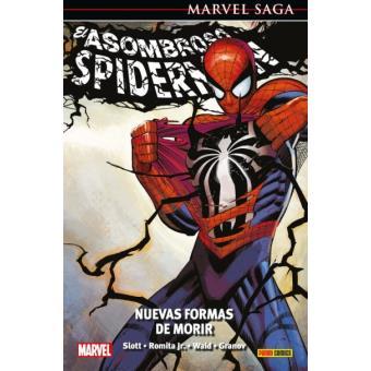 Marvel Saga 39. El asombroso Spiderman 17. Nuevas formas de morir