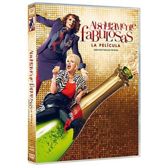 Absolutamente fabulosas - DVD
