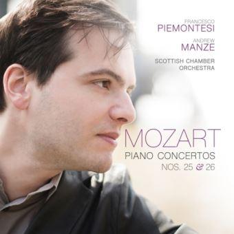 Mozart: Piano concertos 25 y 26