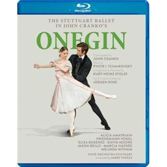Onegin  - Blu-Ray