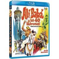 Alí Babá y los cuarenta ladrones - Blu-Ray