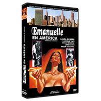 Emanuelle en América - DVD