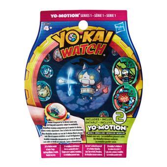 Sobres sorpresa medallas Yo-Motion Yo-Kai