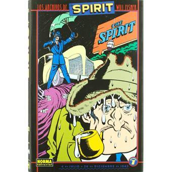Los Archivos de the Spirit 7