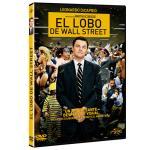 El lobo de Wall Street - DVD