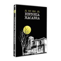 Historia macabra - DVD