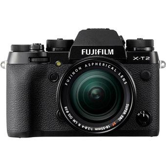 Cámara EVIL Fujifilm  X-T2 + XF 18-55mm