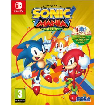 Sonic Mania Plus Nintendo Switch Para Los Mejores Videojuegos Fnac