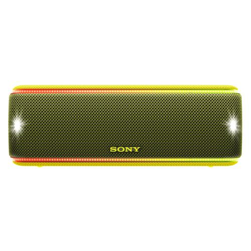 Altavoz Bluetooth Sony SRS-XB31 Amarillo