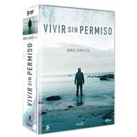Vivir sin permiso Serie Completa - DVD