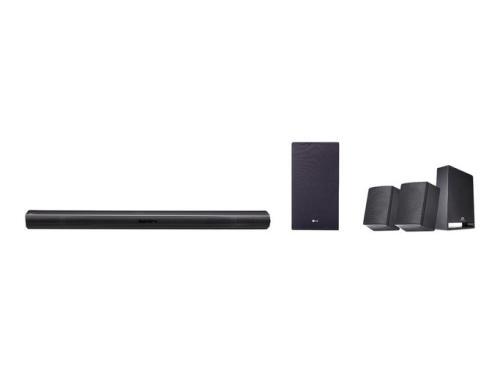 Barra de sonido Bluetooth LG SJ4R 4.1