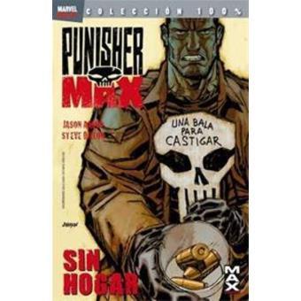 Punisher MAX 4. Sin hogar