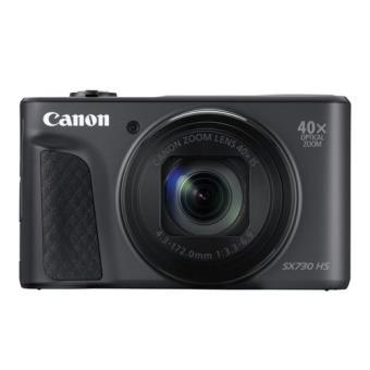 Cámara Compacta Canon Powershot SX730 HS Negro