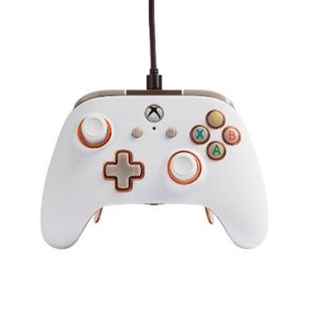 Mando Fusion Pro Blanco Xbox One