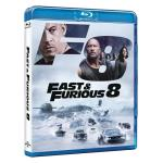 A todo gas - Fast and Furious 8 - Blu-Ray