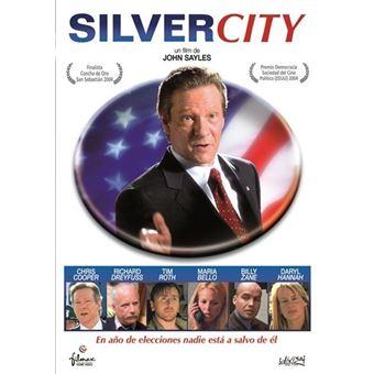 Silver City - DVD