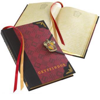 Libreta Diario Harry Potter Gryffindor