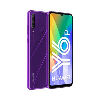 Huawei Y6p 6,3'' 64GB Violeta