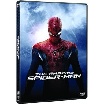The Amazing Spiderman - DVD
