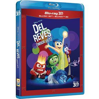 Del revés - Inside Out - Blu-Ray + 3D