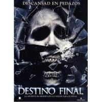 El destino final 4 (3D) - DVD