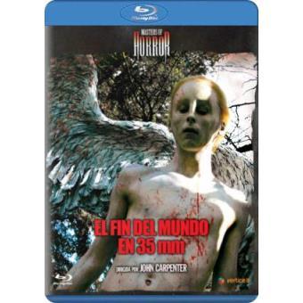 Masters Of Horror: El fin del mundo en 35mm V.O.S. - Blu-Ray