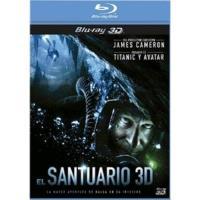 El santuario - Blu-Ray + 3D