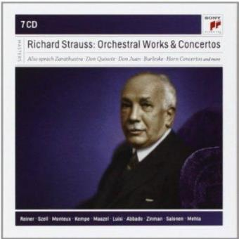 Orchestral Works And Concet