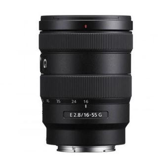 Objetivo zoom Sony APS-C 16-55 mm f/2.8G