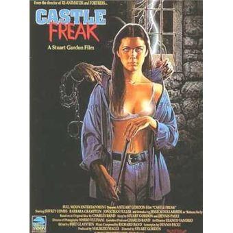 Castle Freak, Un Castillo Alucinante - Blu-Ray
