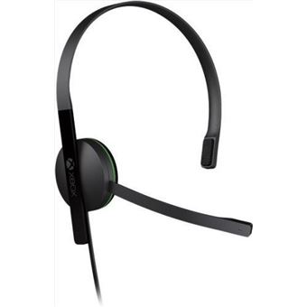 Auriculares gaming Headset  Xbox One Chat