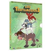 Los Trotamúsicos  Serie Completa - DVD