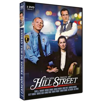 Pack Canción triste de Hill Street Vol. 1 - DVD