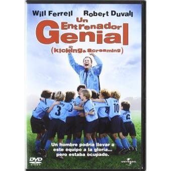 Un entrenador genial - DVD
