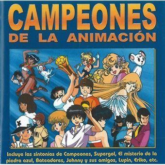 Campeones de la animación B.S.O.