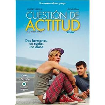 Cuestión de actitud - DVD