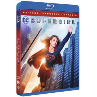 Supergirl  Temporada 1 - Blu-Ray