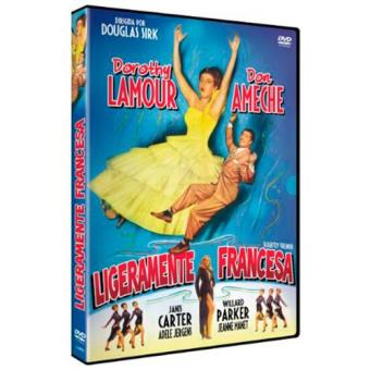 Ligeramente francesa - DVD